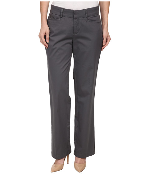 Dockers Petite - Petite Metro Trousers (Hurricane) Women's Casual Pants