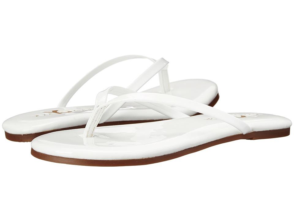 Yosi Samra - Roee Flip Flop (White) Women's Sandals