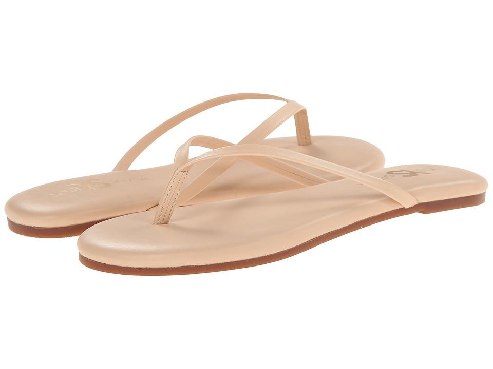 Yosi Samra - Roee Flip Flop (Nude) Women's Sandals