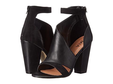 MIA - Jacinda (Black) Women's Shoes