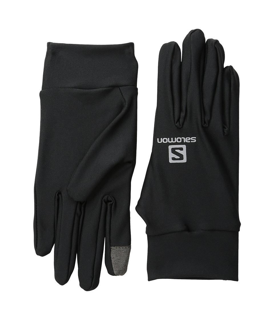 Salomon - Active Glove U (Black 1) Cycling Gloves