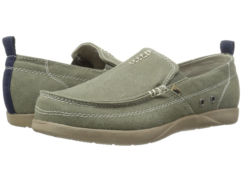 Deer Stags - Nassau (Olive) Men's Shoes