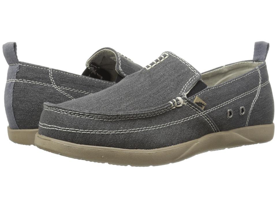 Deer Stags - Nassau (Charcoal) Men's Shoes