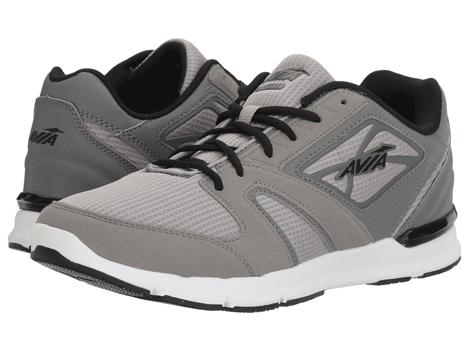 Avia - Avi-Edge (Frost Grey/Steel Grey/Black) Men's Shoes