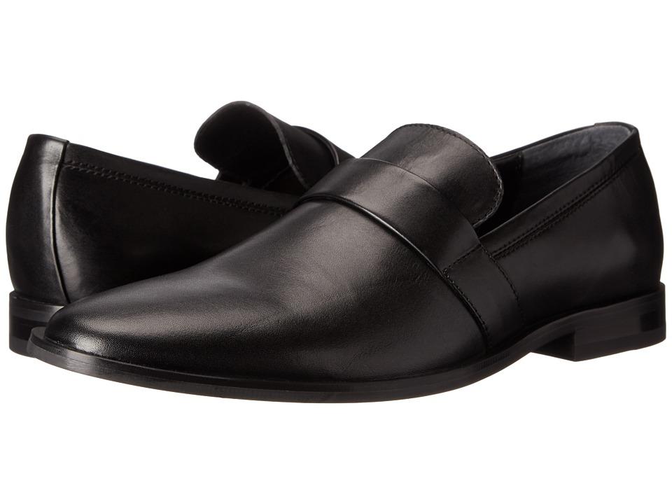 Calvin Klein Nye (Black Leather) Men