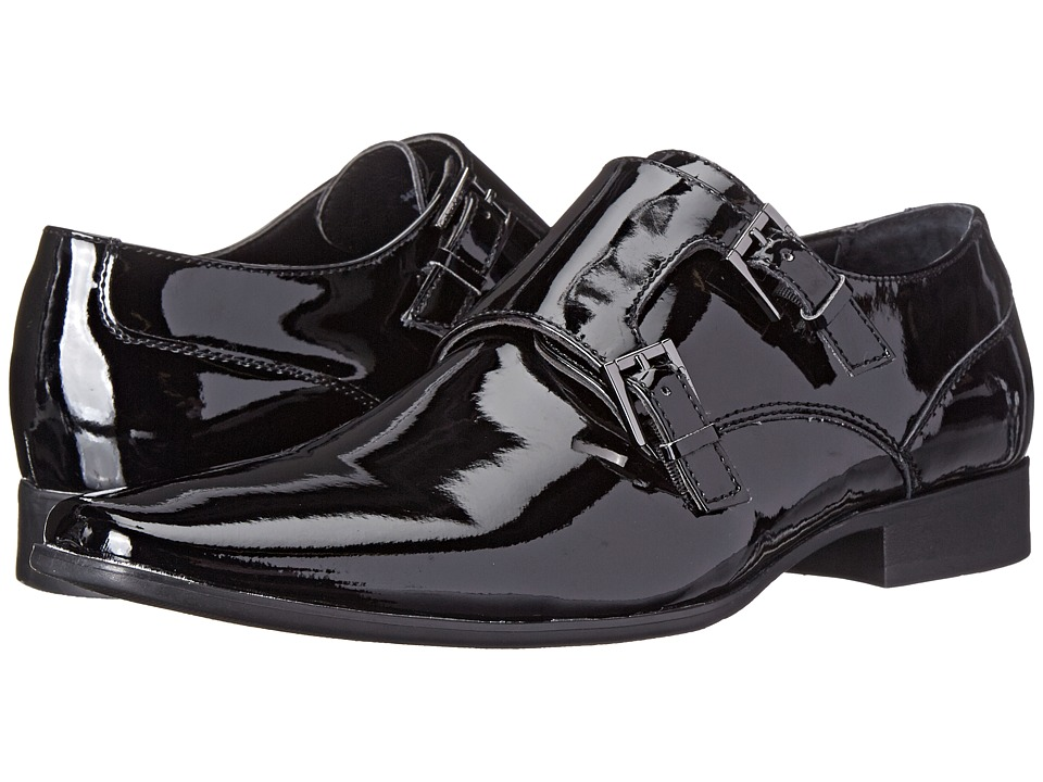 Calvin Klein - Bayard (Black Patent Smooth) Men