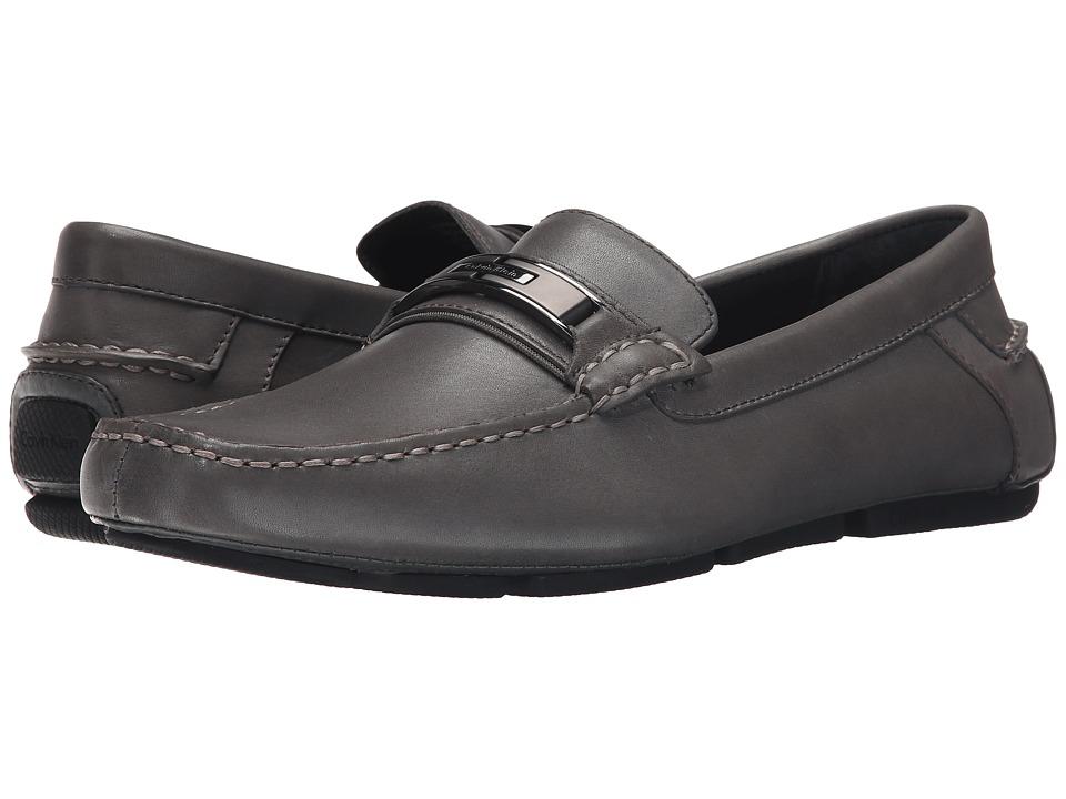 Calvin Klein - Mchale (Steel Leather) Men