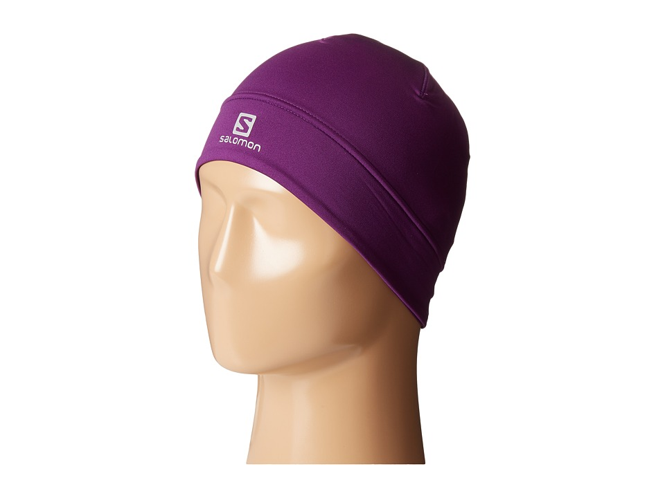 Salomon - Active Beanie W (Cosmic Purple) Beanies
