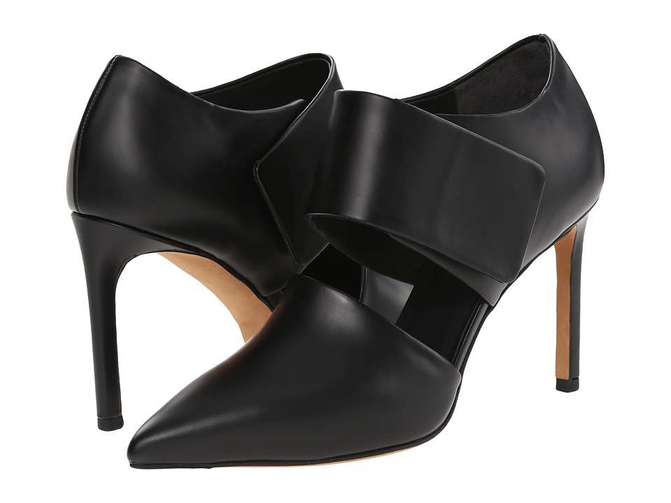 Vince - Capri (Black Low Shine Abrasivato) Women's Shoes