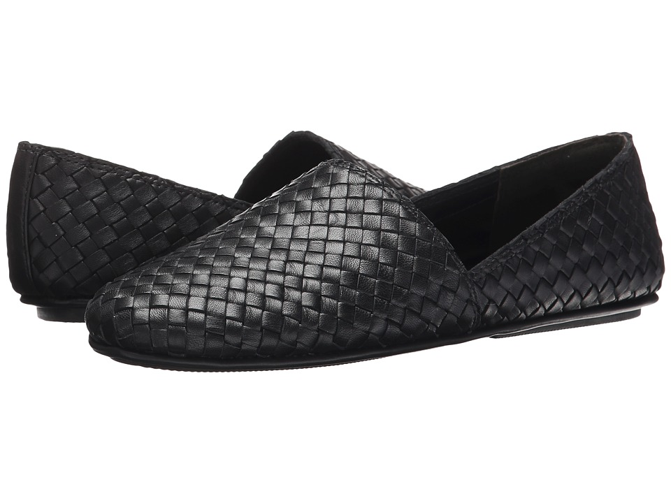 Vince - Bogart-3 (Black Nappa Luvas Leather) Women's Shoes