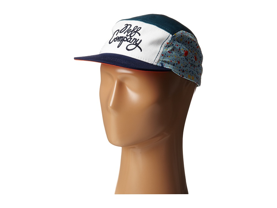 Neff - Gumball Camper (Youth) (Navy) Caps