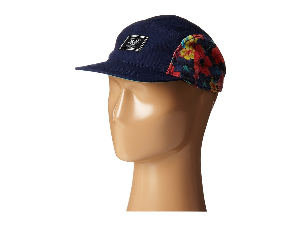 Neff - Pandora Camper (Youth) (Navy) Caps
