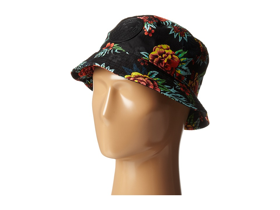 Neff - Astro Bucket Hat (Black) Bucket Caps