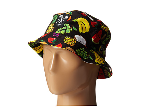 Neff - Hard Fruit Bucket Hat (Multi) Bucket Caps