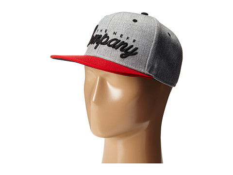 Neff - The Company Snapback (Grey) Caps