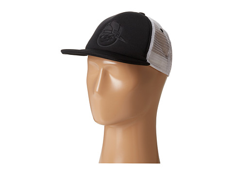 Neff - Kenni Foam Trucker (Black) Caps