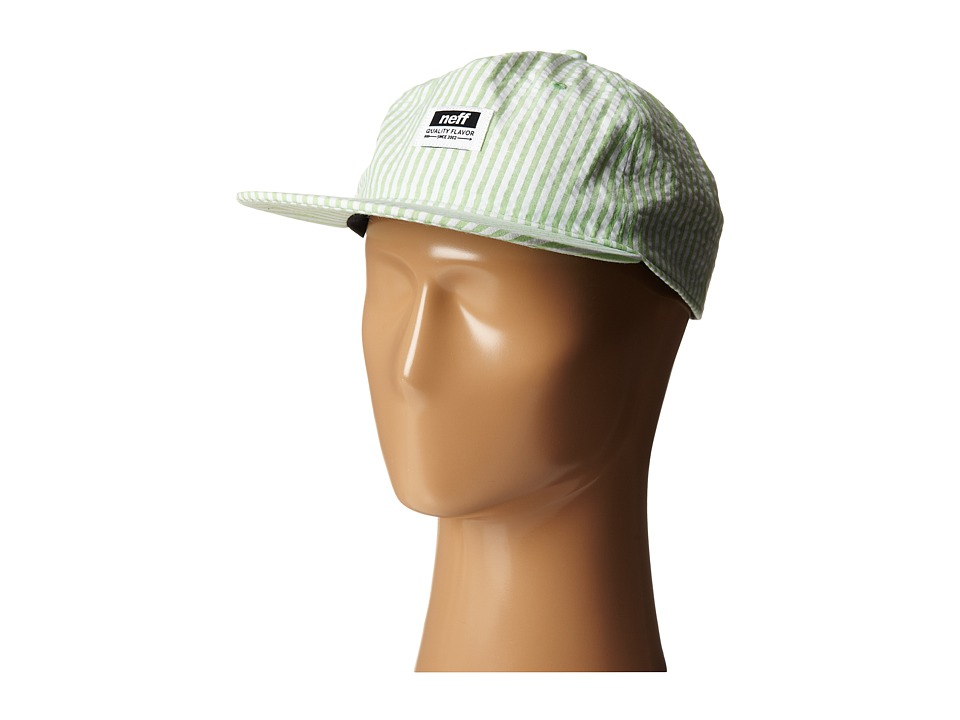 Neff - Serrsucka Cap (Green) Caps