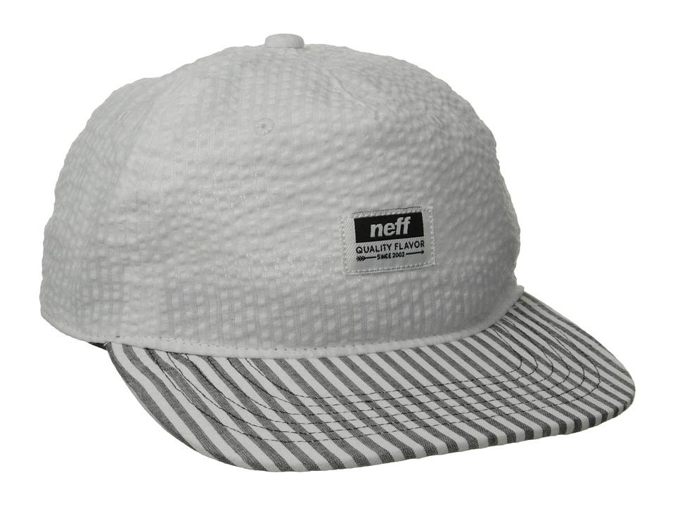 Neff - Serrsucka Cap (White) Caps