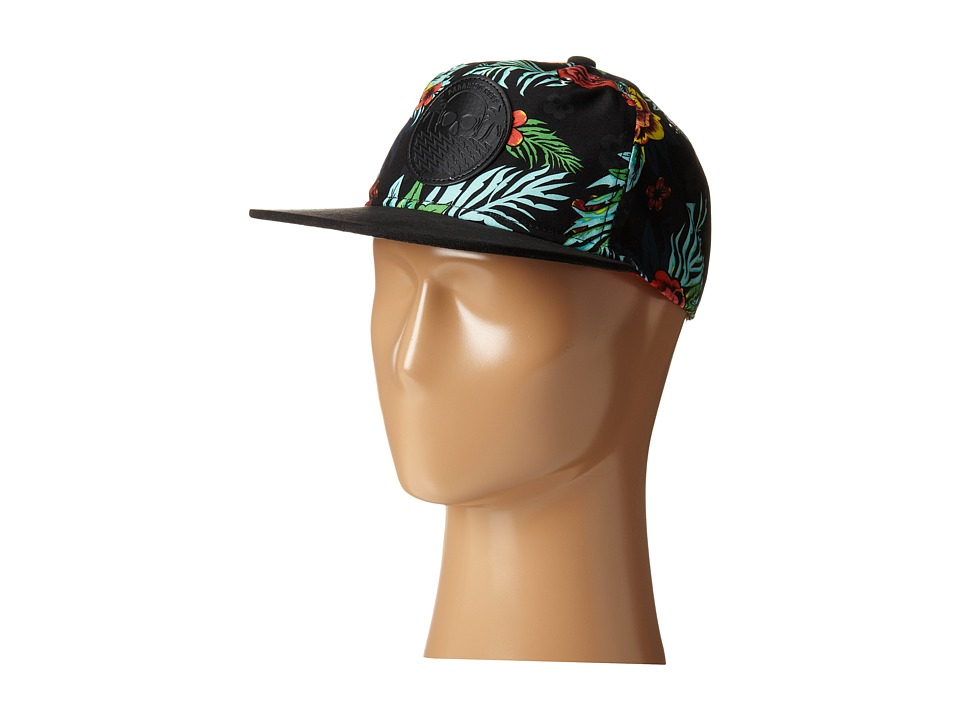 Neff - Astro Floral Snapback (Black) Caps