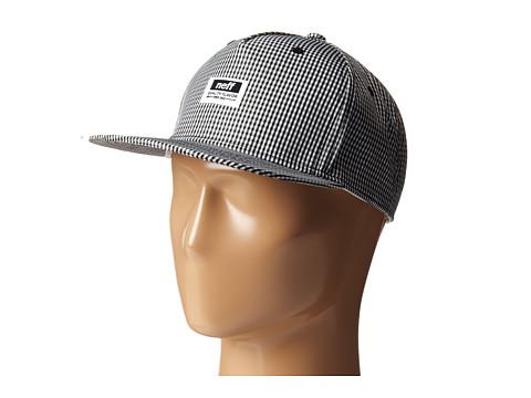 Neff - Gingham Snapback (Black) Caps