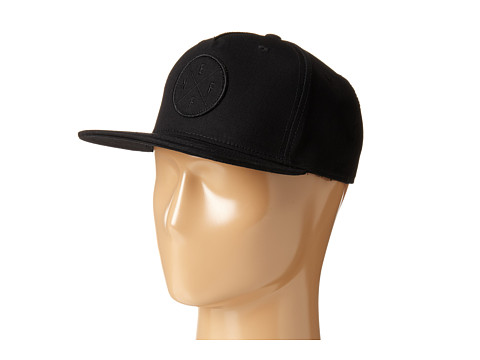 Neff - The X Cap (Black) Caps
