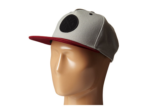 Neff - The X Cap (Grey) Caps