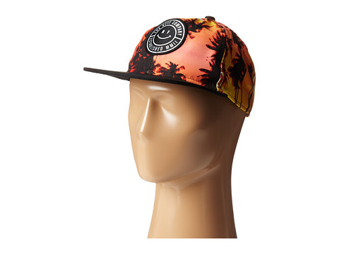 Neff - Sunset Deconsructed (Orange) Caps