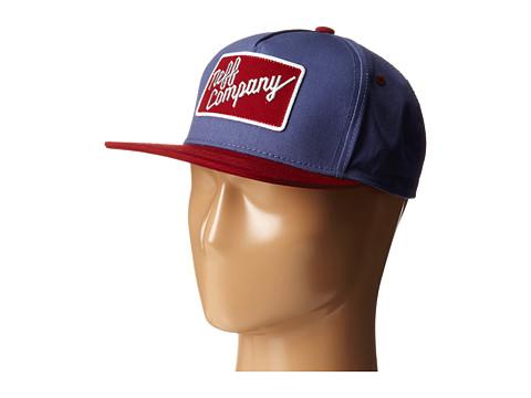 Neff - Company Snapback (Navy) Caps