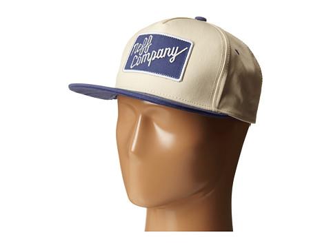 Neff - Company Snapback (Tan) Caps