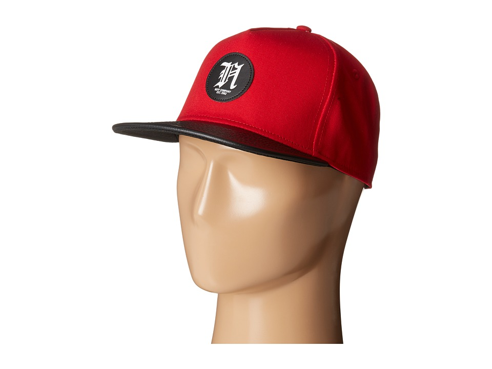 Neff - Simple Snapback (Red) Caps