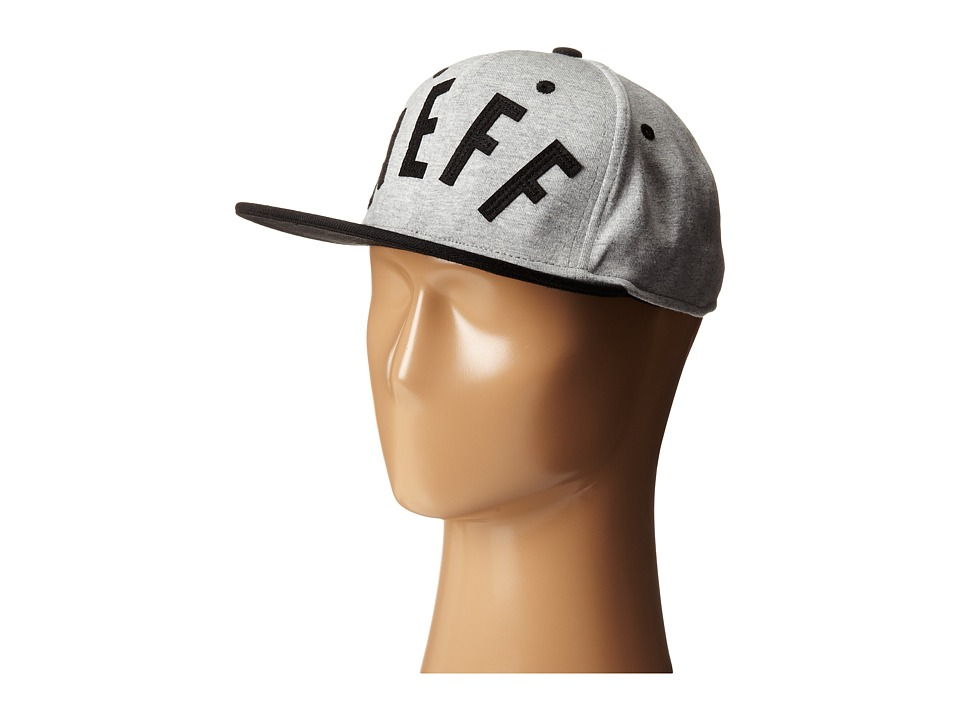 Neff - Arc Snapback (Brother II) (Grey) Caps
