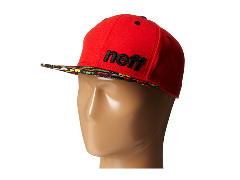 Neff - Daily Snapback (Hard Fruit) Baseball Caps