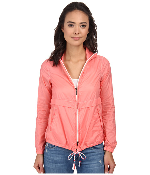 UNIONBAY - Rachel Nylon Jacket (Georgia Peach) Women