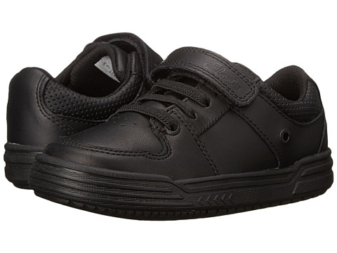Clarks Kids - Chad Slide (Toddler/Little Kid) (Black) Boy