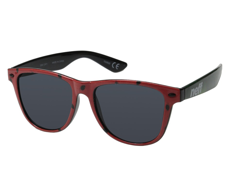 Neff - Daily Shades (Melon) Sport Sunglasses