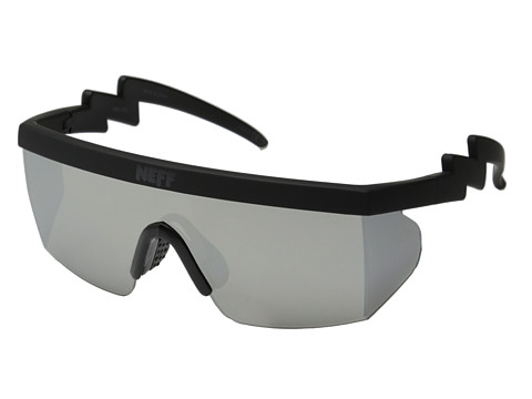Neff - Brodie Shades (Black Soft Touch) Sport Sunglasses