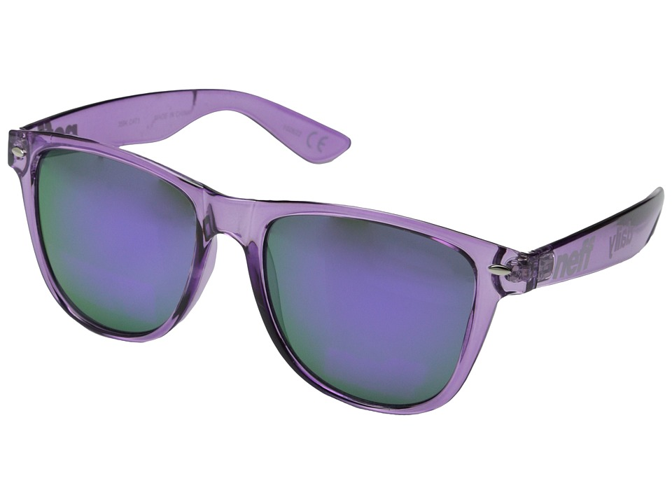 Neff - Daily Ice (Purple) Fashion Sunglasses