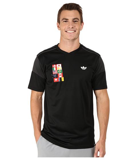 adidas Skateboarding - Gonz Jersey (Black) Men