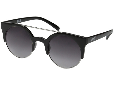 Neff - 1965 Shades (Gloss Black) Sport Sunglasses