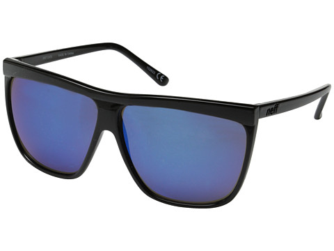 Neff - Brow Shades (Black) Sport Sunglasses