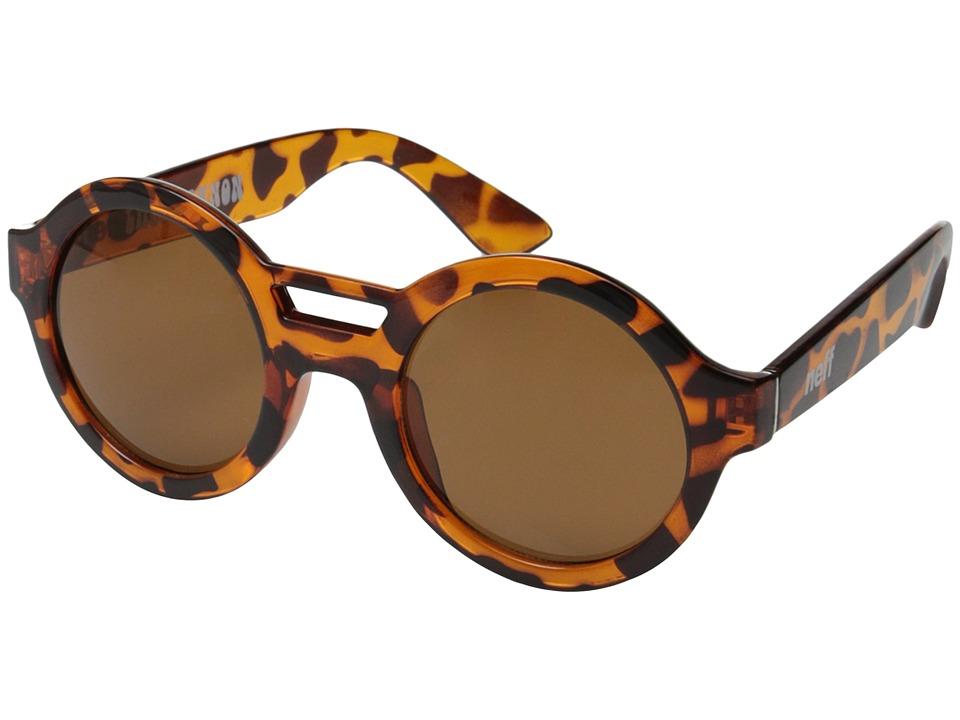 Neff - Lohn Jennon Shades (Tortoise) Sport Sunglasses