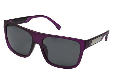 Neff - Bang Shades (Purple) Sport Sunglasses