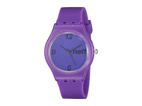 Neff - Typhoon Watch (Purple) Watches
