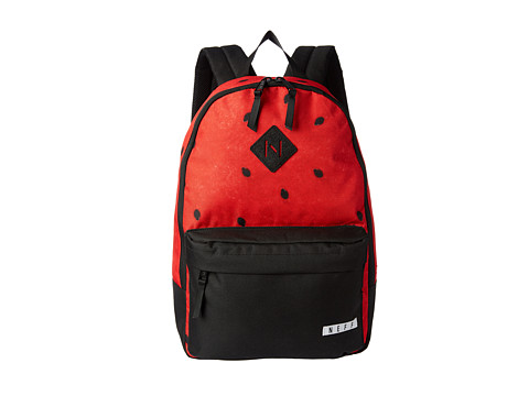 Neff - Scholar Backpack (Watermelon) Backpack Bags