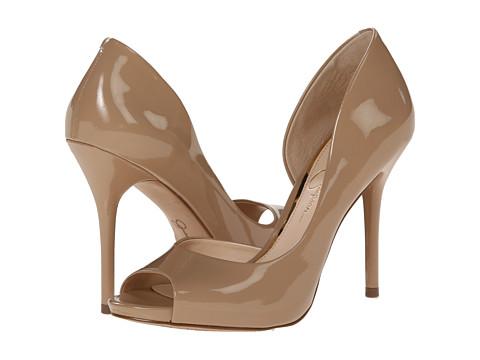 Jessica Simpson - Bibi (Nude Patent) High Heels