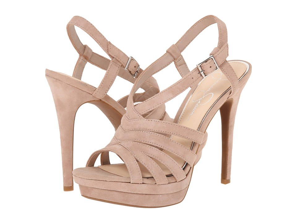 Jessica Simpson - Peace (Sandbar Kid Suede) High Heels