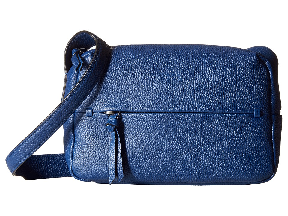 ECCO - SP Crossbody (Blue Royal) Cross Body Handbags