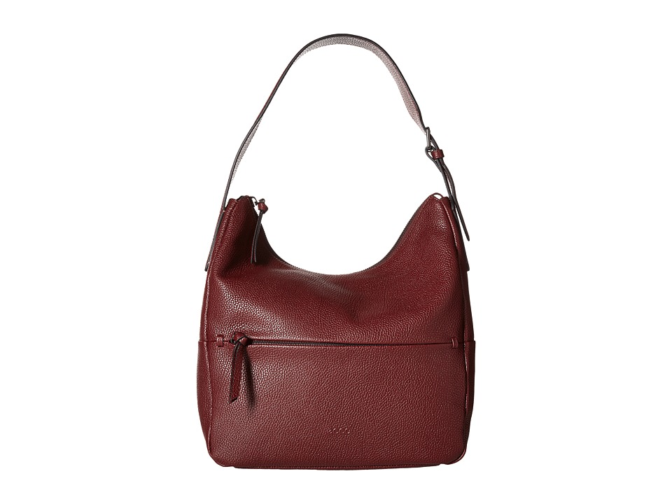 ECCO - SP Hobo Bag (Morillo) Hobo Handbags