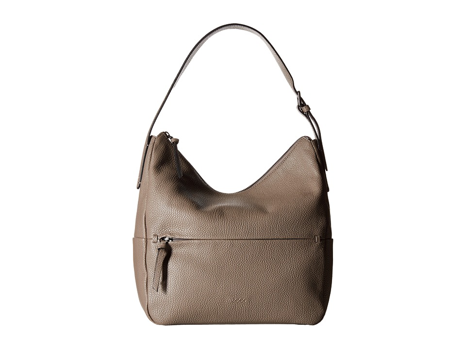 ECCO - SP Hobo Bag (Moon Rock) Hobo Handbags