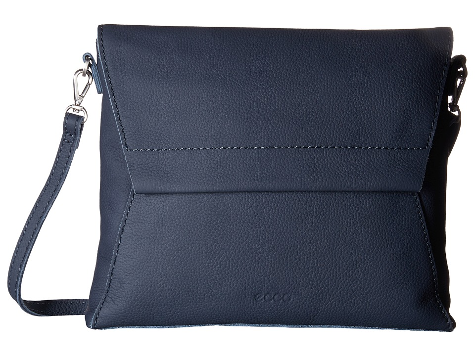 ECCO - Gila Crossbody (Marine) Cross Body Handbags